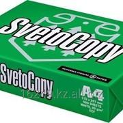 "Бумага для печати ""SvetoCopy"" А4, 80г/м2, 500л, класс фото"