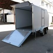 Автоприцеп ИСТОК для перевозки снегоходов и квадроциклов, 3792М4 фото