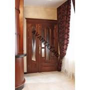 Двери Классические массив, арт. 25 фото