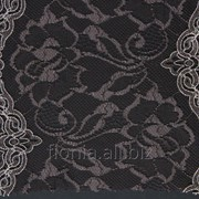 Кружево эластичное Chanty цвет коричневый артикул 65404 фото