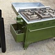 Кухня полевая КП 20 фото