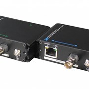 Приемопередатчик Ethernet сигнала с PoE RVi-PE фото