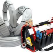 Электромонтажные работы по внутренним электрическим сетям освещения и электроснабжения фото
