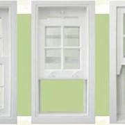 Окна деревянные подъемные фото