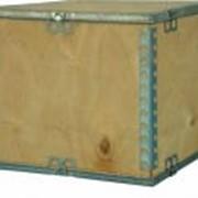 Оборудование для производства складных фанерных ящиков. Проектирование и изготовление фото