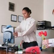 Регулярная уборка офиса фото