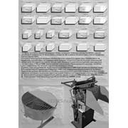 Станок для производства блоков фото