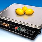 Весы настольные, порционные ВР 04 МС фото