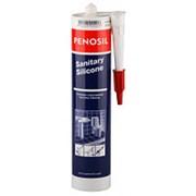Герметик Penosil S, силиконовый санитарный, бесцветный, 310 ml фото