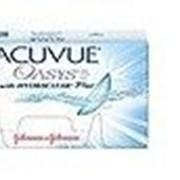 Контактные линзы ACUVUE® OASYS® with HYDRACLEAR® Plus фото