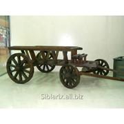 Мебель из лиственницы М-24 фото