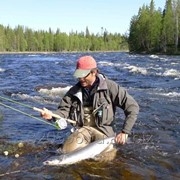 Рыбалка на реке Умба фото