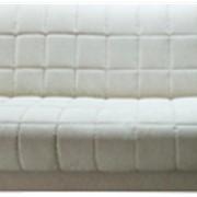 Диван-аккордеон Белый фото