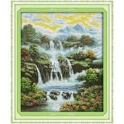 "Набор для вышивания ""Водопад"" F240 фото"
