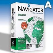 Бумага для принтера navigator universal A4, 500 листов, 80 гр/м NAV-A фото