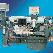 Двигатель дизельный судовый серии Weichai WD615 фото