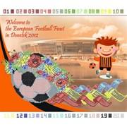 Канва для вышивки Праздник футбола (Донецк) БС Солес фото