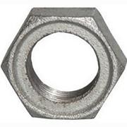 Контргайка стальная 80 ГОСТ 8968-75 фото