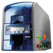 Принтер пластиковых карт Datacard SD260 сублимационный односторонний полноцветный, Ethernet, USB, входной лоток, БП фото