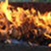 Топливо для барбекю фото