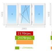 Металлопластиковые окна KBE 5 камер.Керчь фото