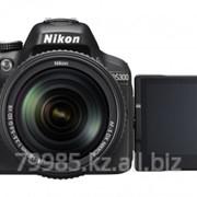 Фотокамера Nikon D 5300 18 - 140 f/3.5 - 5.6 vr kit фото