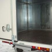 Изготовление ворот на фургон Киев фото