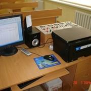 Стол преподавателя для ноутбуков фото