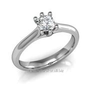 Кольца с бриллиантами D40595-1 фото