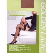 """Чулки сеточка от """"Golden lady"""" фото"""