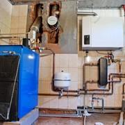 Монтаж систем водоподготовки, дымоудаления и огнезащиты фото