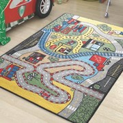 Коврик Conf Kids Race 100*150 01-зел (1/10) фото