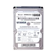Жесткий диск HDD 2,5' 160GB UTANIA MM802GS фото