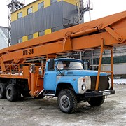 Аренда автовышки АГП-28 — 28 метров фото