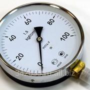 Манометры и термометры фото