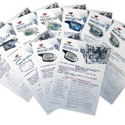 Продукция полиграфическая: буклеты, брошюры, флаера, плакаты фото
