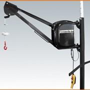 Лебедка со стрелой H 350 / 50 съёмным пультом управления 24В фото