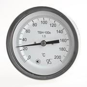 Биметаллические термометры ТБН