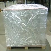Упаковка из фольги для герметичной изоляции продукции на поддонах фото