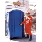 Аренда туалетных кабин (МТК биотуалетов) фото
