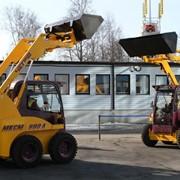Многофункциональная коммунально-строительная машина ЧЕТРА МКСМ фото