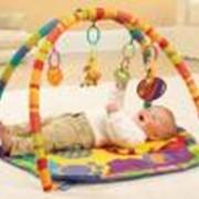 Игровой коврик для малышей ЛЬВЕНОК фото