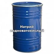 Натрий иодноватокислый, квалификация: ч / фасовка: 0,095 фото
