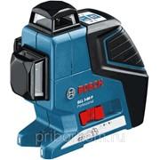 Уровень лазерный Bosch GLL 3-80 P Professional фото