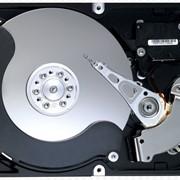 Проверка состояния поверхности жесткого диска фото