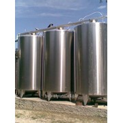 Производство резервуаров для химической промышленности фото