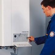 Ремонт и обслуживание газовых и электрических котлов. фото
