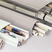 Трубы для прокладки кабеля фото