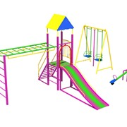 Детская игровая площадка ДИП 01-03 фото