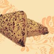 Печенье сдобное песочно-отсадное с орехом фото